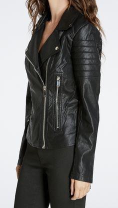 Blank NYC | Frankenstorm jacket | $148