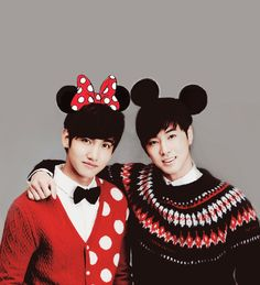 Changmin and Yunho ♡ DBSK / TVXQ