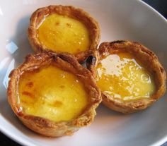 Recipe Quick Portuguese Tarts from Jamie Oliver's Latest Book 30 Minute Meals by A Glug of Oil....
