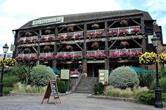 The Dickens Inn, St Katherine's Dock
