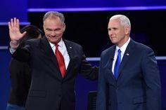 Candidatos a vicepresidente de EE UU se calzan los guantes en duro debate