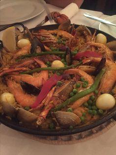 Paella 🥘 🇪🇸 😋