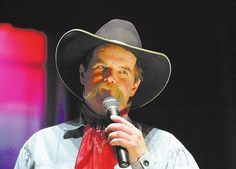 Cowboy poet Mitchell named honorary poet for Nevada's 150th birthday celebration #nv150