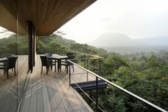 Haus Wald Terrasse