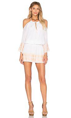 Chloe Oliver Balboa Island Dress in White