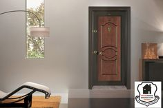 lebanon door from  www.wisehouselb.com Security Door, Lebanon, Tall Cabinet Storage, Furniture, Home Decor, Steel, Woodwind Instrument, Decoration Home, Room Decor