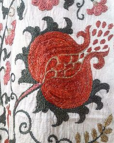 #сюзане #бухара #buxoro#suzani #silk #embroidery #wallhanging #bed #cover…