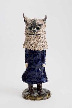 Klara Kristalova Owl