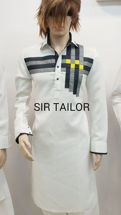 mens pathani designer and elegant look from SIR TAILOR. (chauta pull near sai belt behind  bus stop surat 395003). Mr. Amin +918238209128