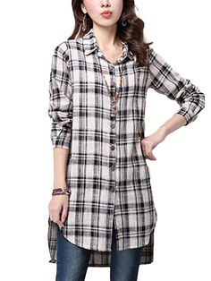 Clever 6 Styles Women Half Shirt Fake Collar Plaid Pattern Detachable Blouse Tops Lapel Collars Clear-Cut Texture Women's Clothing
