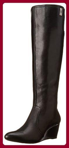 Anne Klein Frauen Stiefel Schwarz Groesse 8 US  39 EU - Stiefel für frauen  ( Partner-Link) b79afc5092