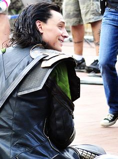 Tom Hiddleston - Loki