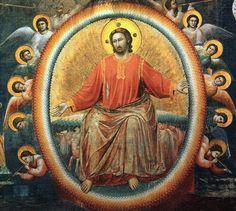 Giudizio Universale (dettaglio) di Giotto, capolavoro che si può ammirare all'interno della Cappella degli Scrovegni a Padova