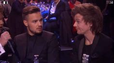 And Liam and Louis were like: | The 31 Most Perfect One Direction Moments From The Brit Awards