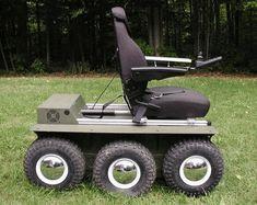 All Terrain Wheelchair