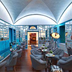 Restaurant des Aria Boutique Hotels in Budapest | creme guides