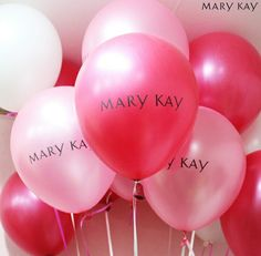 Ain't no party like a Mary Kay party.