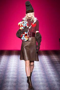 Schiaparelli | Fall 2014 Couture Collection | Style.com
