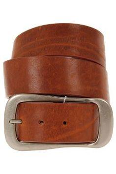 87758c360ed Martin Margiela Men Leather belt brown - Spence Outlet