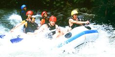 Bali International Rafting | Telagawaja River