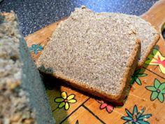 Buckwheat sesame loaf - Taken from Super Food Ideas