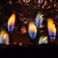 burning bright....