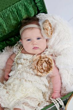 Custom Couture Ivory Lace Romper  INTRO PRICE by BellaMimiCouture, $24.50