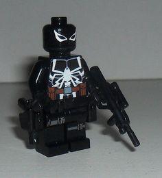 LEGO-custom-Agent-Venom