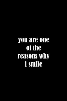 I hope I make someone smile. Just to   brighten their day. Its something to think about.