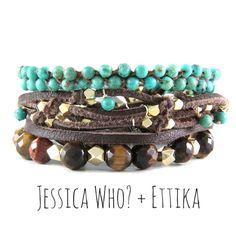 Jessica Who? + Ettika Collaboration
