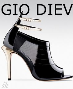 GIO DIEV | shoes ( booties )