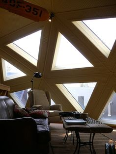 For when I live in my geodesic dome