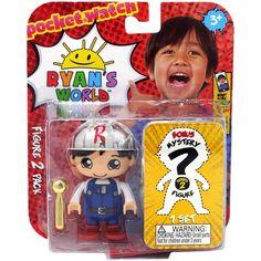 Ryan's World S3 Rare Clown Ryan