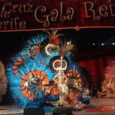 Tenerife tiene nueva reina del carnaval. ¿Qué os parece?