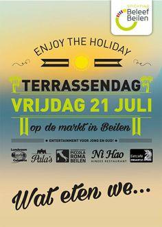 Vrijdag 21 juli Terrassendag vanaf 15.00 uur op de Markt in Beilen. Vanaf 21.00 uur livemuziek van Roos Kramer bij Cafe bar het Zwaantje. https://koopplein.nl/middendrenthe/562063/vrijdag-21-juli-terrassen-dag.html
