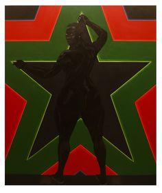 BlackStar II - Kerry James Marshall