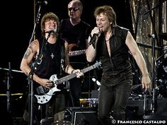 17 Luglio 2011 - No Borders Music Festival - Stadio Friuli - Udine - Bon Jovi in concert in Italy after eight years