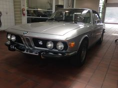 1972 BMW CS 3.0