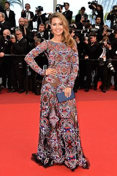 Victoria Bonya - All the Breathtaking Looks From the 2016 Cannes Film Festival - Photos