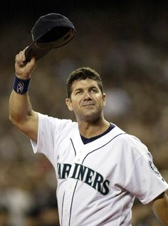 Edgar Martinez-my all time favorite Mariner!