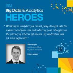 Congrats 2 this week's #BigData & #Analytics Hero @alan_grogan