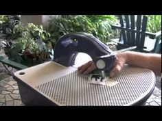 How to Use the Gryphon Zephyr Ring Saw - YouTube