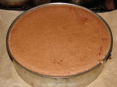 Torty od Lorny - Dobré rady nielen pre začiatočníkov - Ako upiecť jednoduchý a dobrý korpus? Baking Tips, Tiramisu, Sweet Recipes, Caramel, Food And Drink, Birthday Cake, Pudding, Fondant, Treats