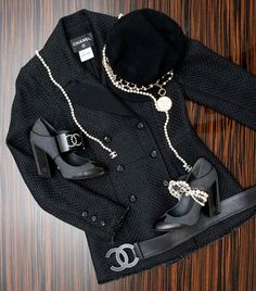 Perfect for a CHANEL DAY...