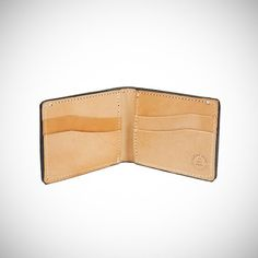 Ace Hotel x Tanner Goods Bifold Wallet. $80