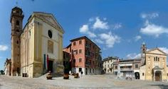 Agliano Terme ( AT) Piemonte appears for the first time in medieval texts since 993 as Alljanus, then as Aglanus.