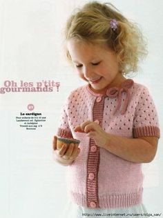 Crochet Cardigan, Crochet Hats, Crochet Necklace, Knitting, Collection, Album, Board, Vintage, Fashion