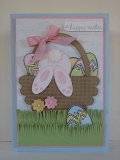 Happy Easter to you all and welcome to another Just Add Ink challenge!   Our challenge this week was set by the lovely Kim Badelt and she ...