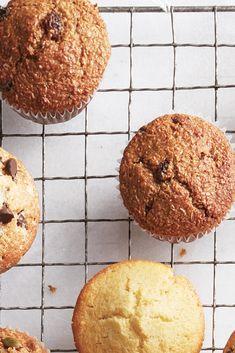 Muffins au son - Châtelaine