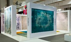 GOLRAN 1898 Rugs Collection at the Equip' Hotel in Paris